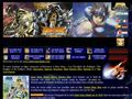 Manga Saint Seiya Hades Dragon Ball Z
